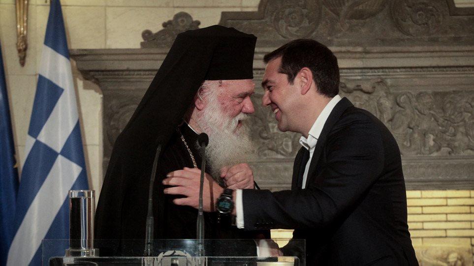 Επιμένει ο Τσίπρας μετά το φιάσκο της «ιστορικής συμφωνίας» με την Εκκλησία: Εκτός Δημοσίου οι ιερείς