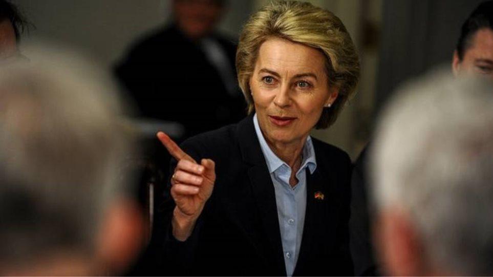 Deutsche Welle: Οσμή σκανδάλου στο υπουργείο Άμυνας της Γερμανίας