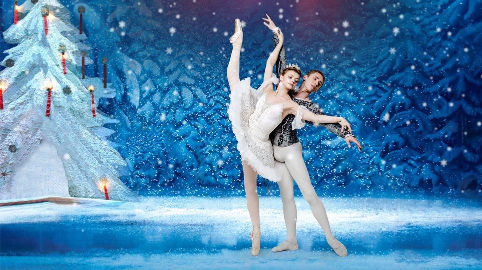282b2714841 Καρυοθραύστης: Ζήστε την μαγεία του κλασικού μπαλέτου με ζωντανή ορχήστρα!!!