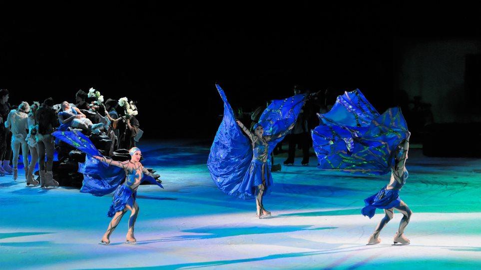 Αποτέλεσμα εικόνας για Disney On Ice: FROZEN στο Κλειστό Παλαιού Φαλήρου (Tae Kwon Do)