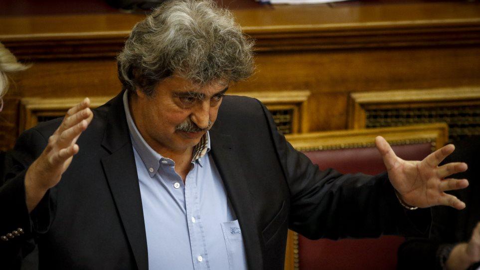 Σάλος για το «τσογλάνι» και την «καταδίκη» του Πολάκη για τον πρόεδρο των εργαζομένων του ΚΕΕΛΠΝΟ