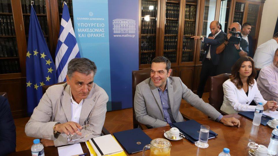 «Πρωταθλήτρια» σε χρέη, φόρους, λιτότητα, ανεργία η Ελλάδα την τριετία του ΣΥΡΙΖΑ
