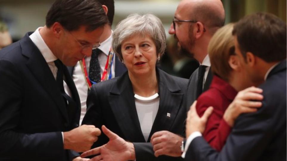 Το Ευρωπαϊκό Συμβούλιο είπε «όχι» στο αίτημα Μέι για αλλαγές στο Brexit