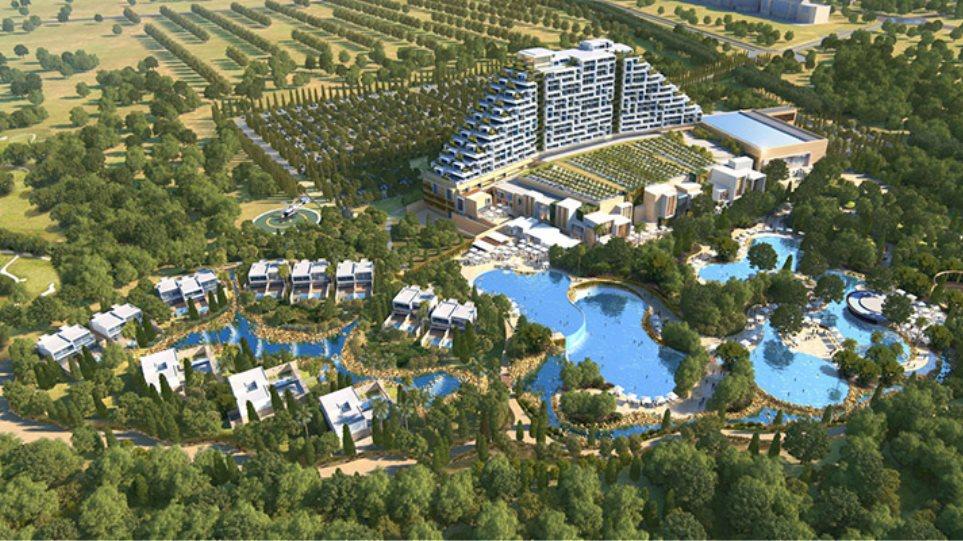 Εικόνες: To εντυπωσιακό καζίνο - θέρετρο της Λεμεσού θα είναι έτοιμο το 2021