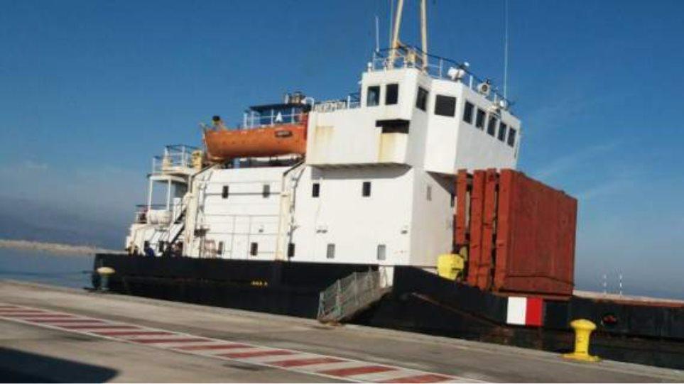 Έξι εβδομάδες περιφερόταν στη Μεσόγειο το πλοίο-βόμβα με τους 410 τόνους εκρηκτικά