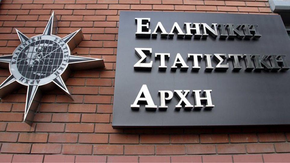 ΕΛΣΤΑΤ: Άνοδος 1,1% για τον ετήσιο πληθωρισμό