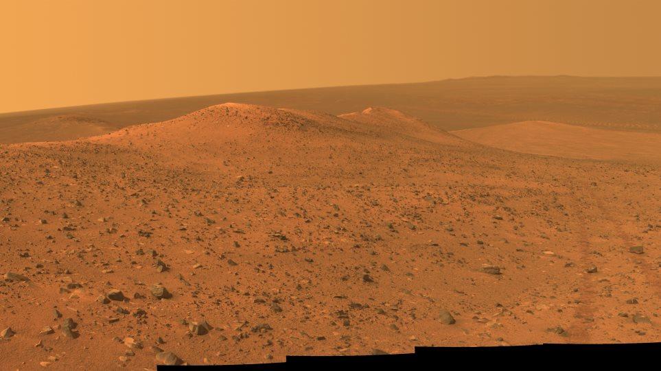 «Ευκολότερη» η αποίκιση του Άρη: Βρήκαν «τεράστια αποθέματα πάγου» που γίνονται «πόσιμο νερό»!