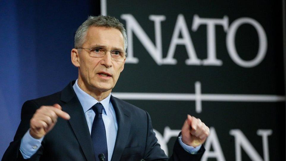 Στόλτενμπεργκ σε Σκόπια: Λύστε τη διαφορά με την Ελλάδα για να μπείτε στο ΝΑΤΟ