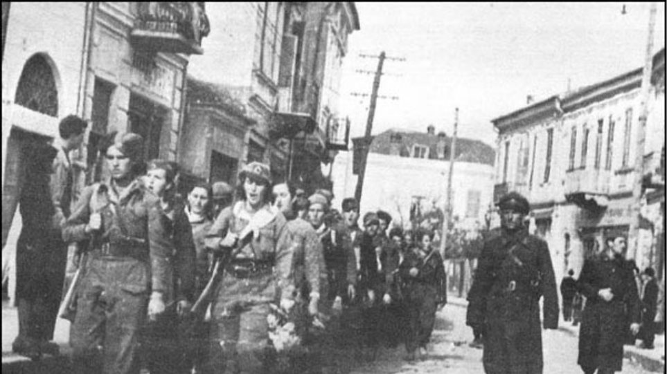 Το Μακεδονικό Ζήτημα από το 1941 ως το 1945