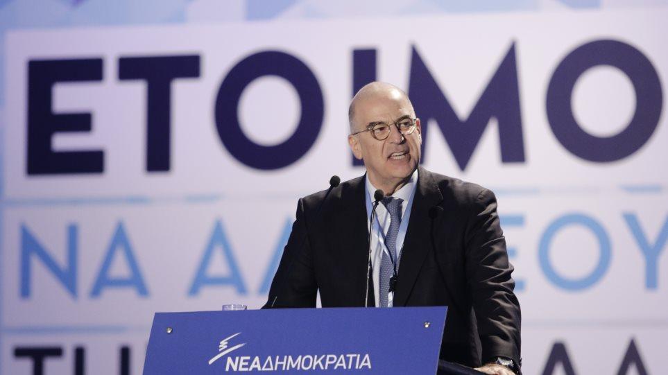 Δένδιας στο ΘΕΜΑ 104,6: Απίστευτο η κυβέρνηση να μην έχει ενιαία στάση για το Σκοπιανό