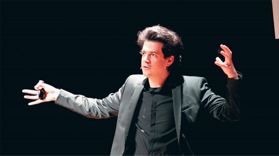 Κωνσταντίνος Δασκαλάκης: Ένα υπέροχο μυαλό