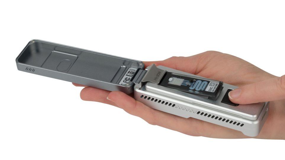 Φωτογραφία: Η πρώτη συσκευή τσέπης σαν κινητό που διαβάζει το ανθρώπινο γονιδίωμα