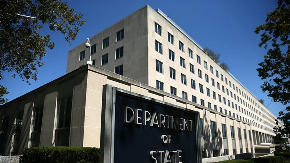 State Department για Ίμια: Ελλάδα και Τουρκία να λάβουν μέτρα για την αποκλιμάκωση της κατάστασης