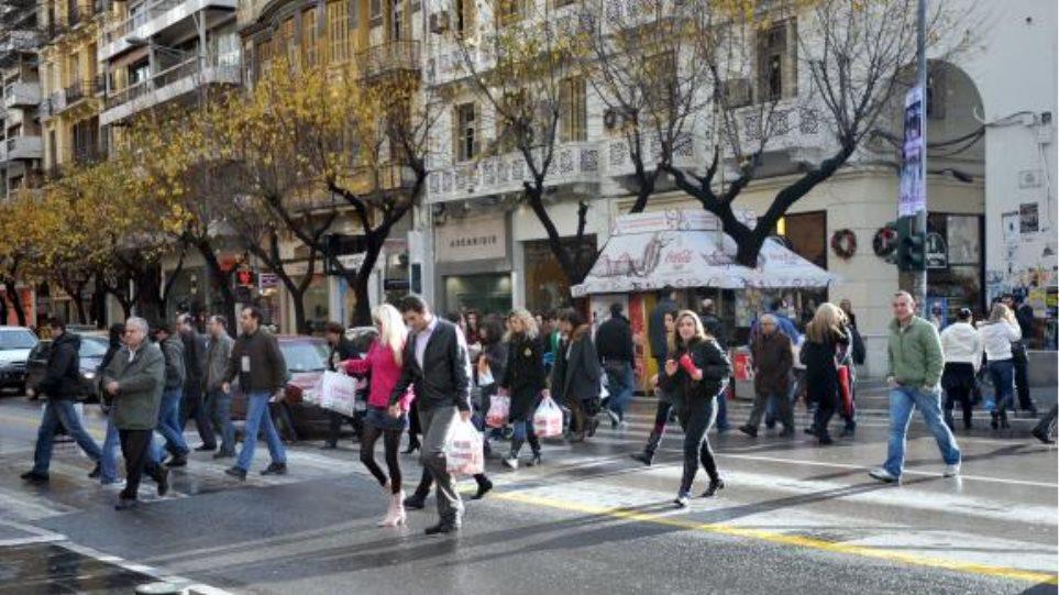 Θεσσαλονίκη: Υποχρεωτική αργία η 26η Οκτωβρίου για τα εμπορικά καταστήματα