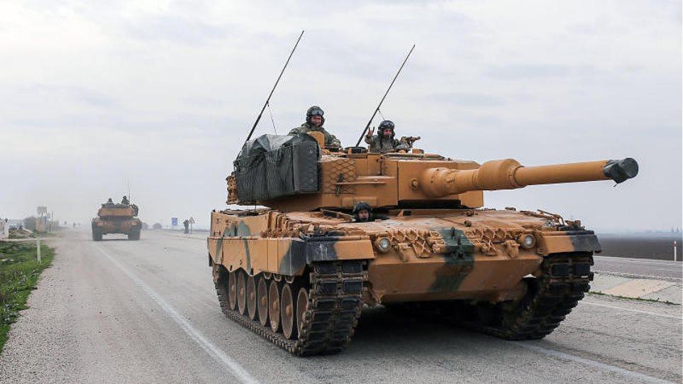 Βίντεο: Κούρδοι διαλύουν τουρκικά Leopard χτυπώντας στο «μελανό» τους σημείο