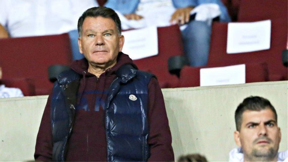 Κούγιας: «Τέλος οι Φυντάνης-Μόρας, αναλαμβάνει ο Ντόστανιτς!»