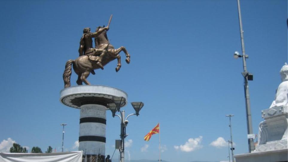 Προς «αποκαθήλωση» το project «Σκόπια 2014» - Στο «στόχαστρο» ο  έφιππος Μέγας Αλέξανδρος