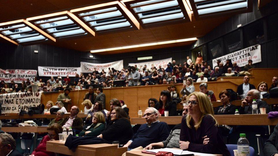 Γραμματικό: Την παραίτηση Δούρου ζήτησαν οι κάτοικοι για τον ΧΥΤΑ