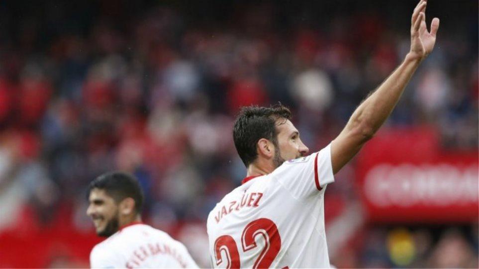 Σεβίλλη - Μπιλμπάο 2-0: Μέχρι και τετράδα κοιτάει η Σεβίλλη