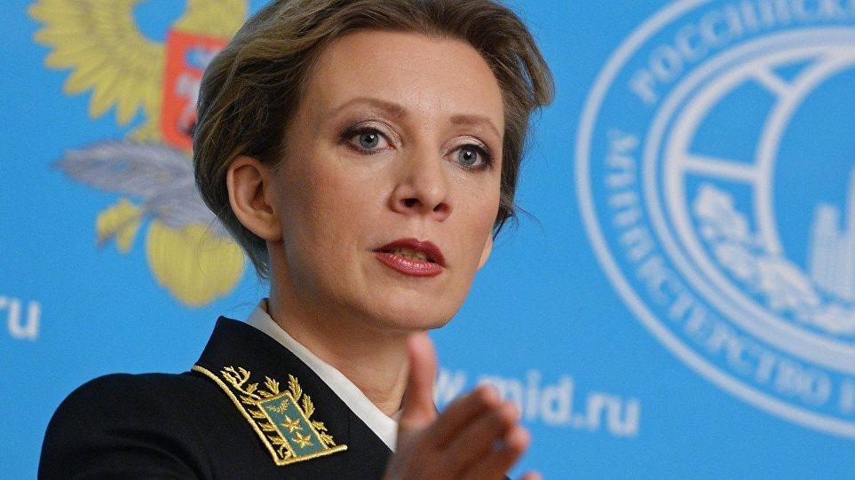 Η εκπρόσωπος Tύπου του ρωσικού ΥπΕξ κατήγγειλε ότι δέχθηκε σεξουαλική παρενόχληση