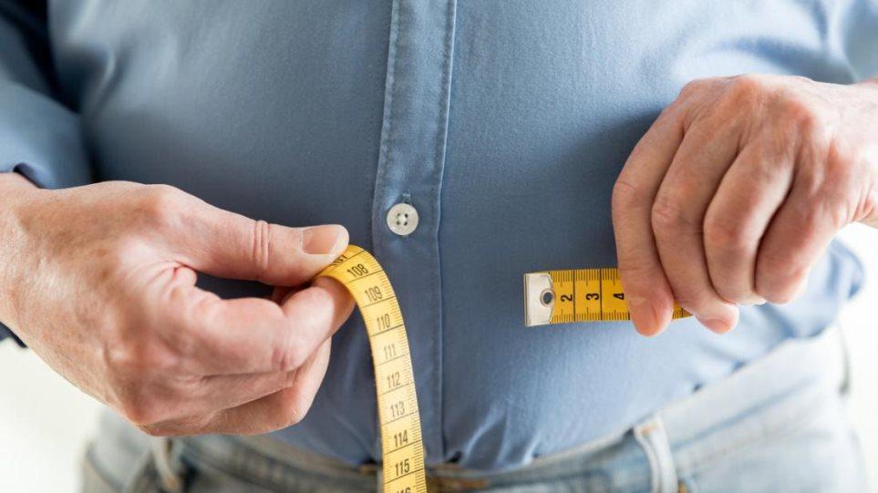 Δραματικά στοιχεία για την παχυσαρκία: Υπέρβαροι 6 στους 10 Έλληνες
