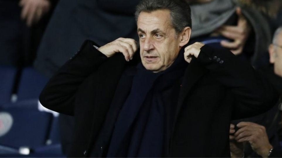 Breaking News: Former French President Sarkozy arrested