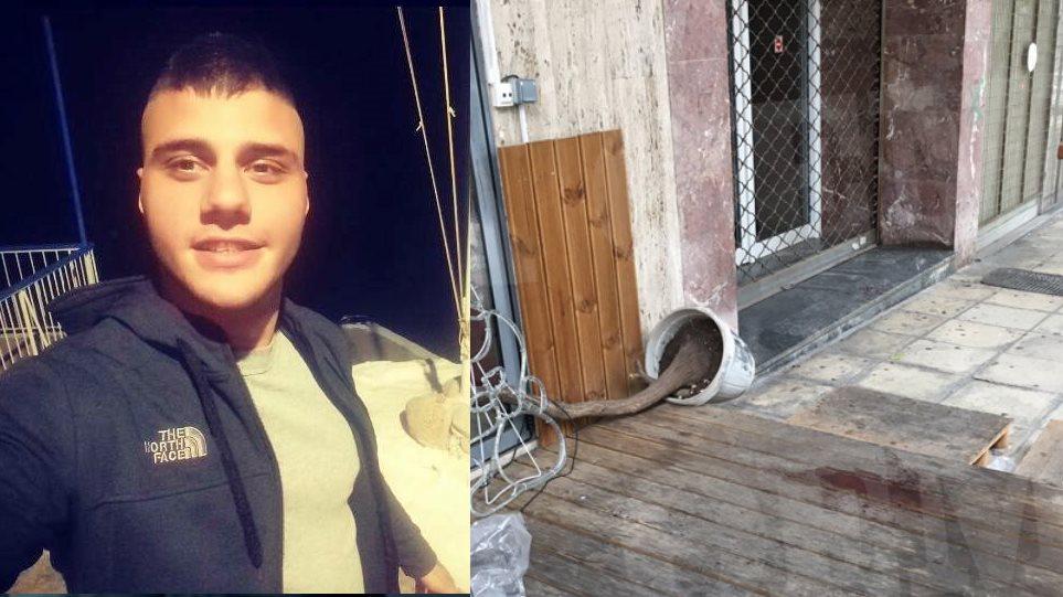 Αποτέλεσμα εικόνας για νεκρος ο 21 χρονος στον πειραια
