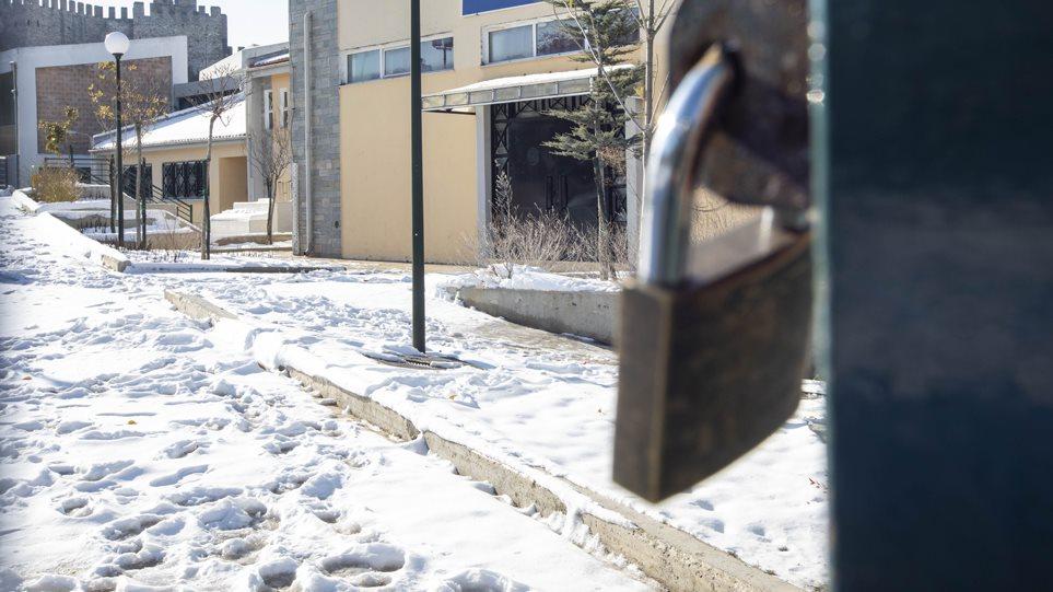 Κλειστά σχολεία - Λέανδρος: Πού δεν θα ανοίξουν λόγω κακοκαιρίας στην Βοιωτία