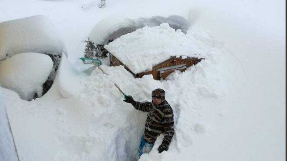 snow-drown