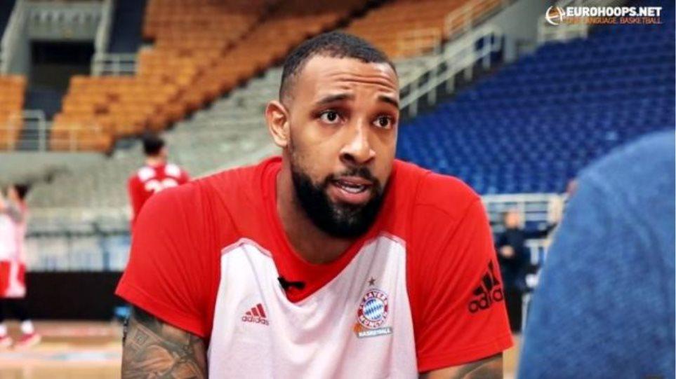 """Ουίλιαμς στο Eurohoops: """"Δεν περίμενα τόσο υψηλό επίπεδο στην EuroLeague, για εμένα ο Λεμπρόν είναι ο GOAT"""""""