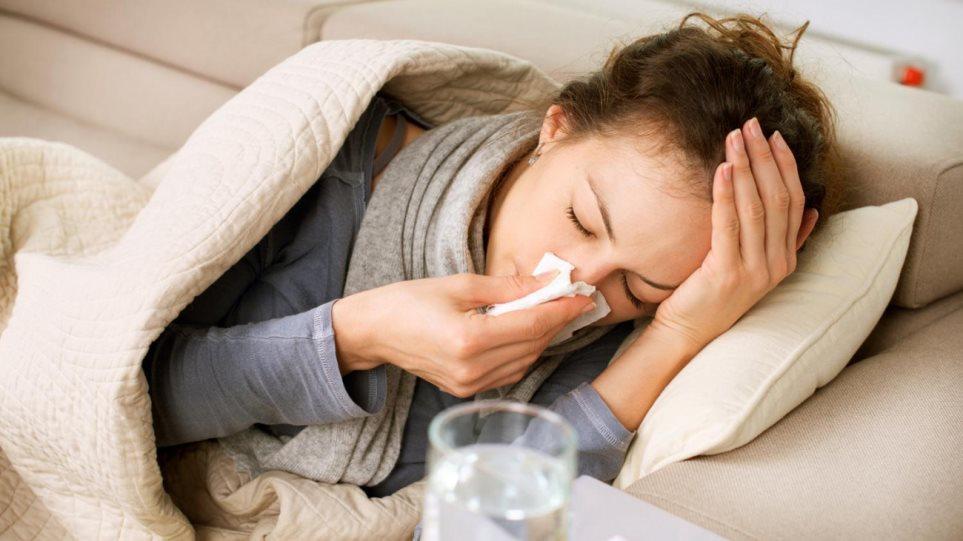 Αποτέλεσμα εικόνας για η γρίπη