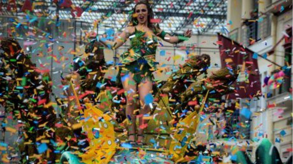91e2c961dfbe Σήμερα η έναρξη του Πατρινού Καρναβαλιού - Το πρόγραμμα των εκδηλώσεων