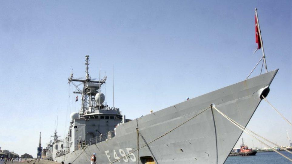 turkish-navy