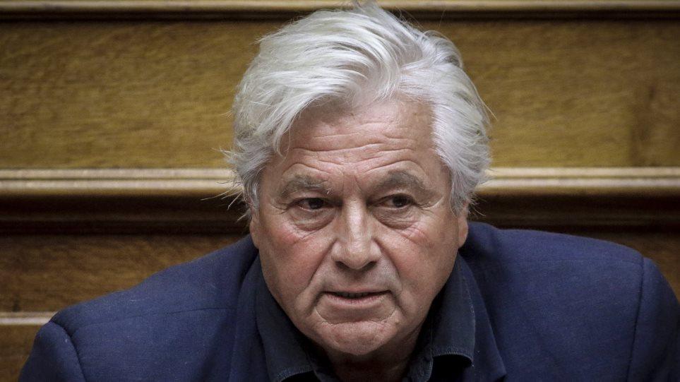 Παπαχριστόπουλος στο ΘΕΜΑ 104,6: Ανοικτό το ενδεχόμενο να κατέβω στις εκλογές με τον ΣΥΡΙΖΑ