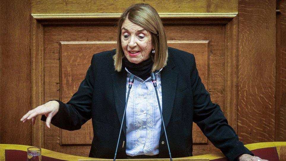 Απίστευτη Τασία: Ο ΣΥΡΙΖΑ είναι ο προστάτης των δημοσίων υπαλλήλων!