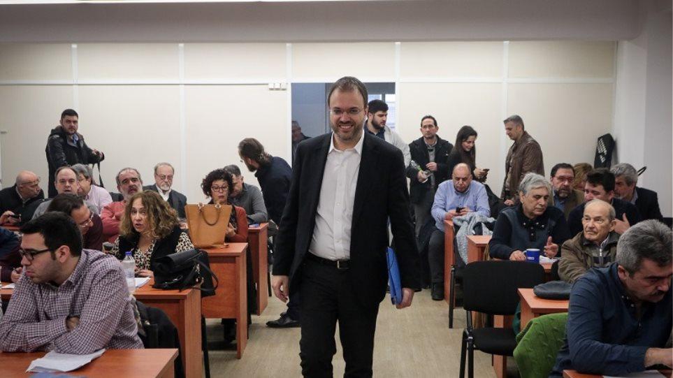 Αποχωρούν 31 στελέχη της ΔΗΜΑΡ από το ΚΙΝΑΛ μετά τη διαγραφή Θεοχαρόπουλου