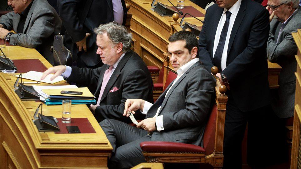 Τη Δευτέρα στη Βουλή των Ελλήνων το πρωτόκολλο ένταξης των Σκοπίων στο ΝΑΤΟ