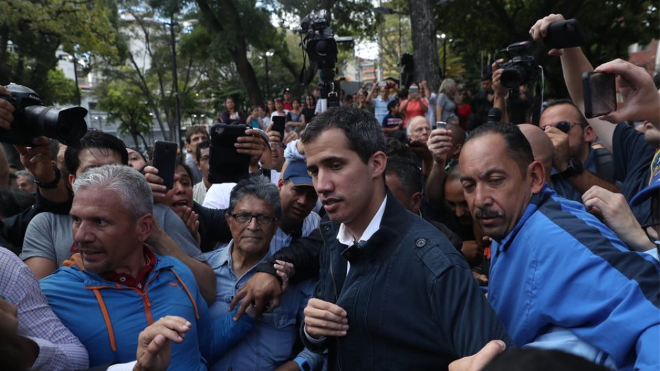 Βενεζουέλα: Ανοιχτό ενδεχόμενο συνομιλιών Μόσχας-Βρυξελλών για την κρίση