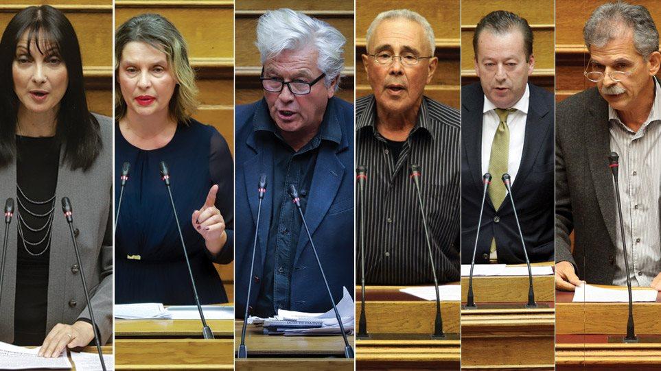Προσχώρησαν στον ΣΥΡΙΖΑ οι έξι - Πήραν από Καμμένο και Ζουράρι, Παπαχριστόπουλο