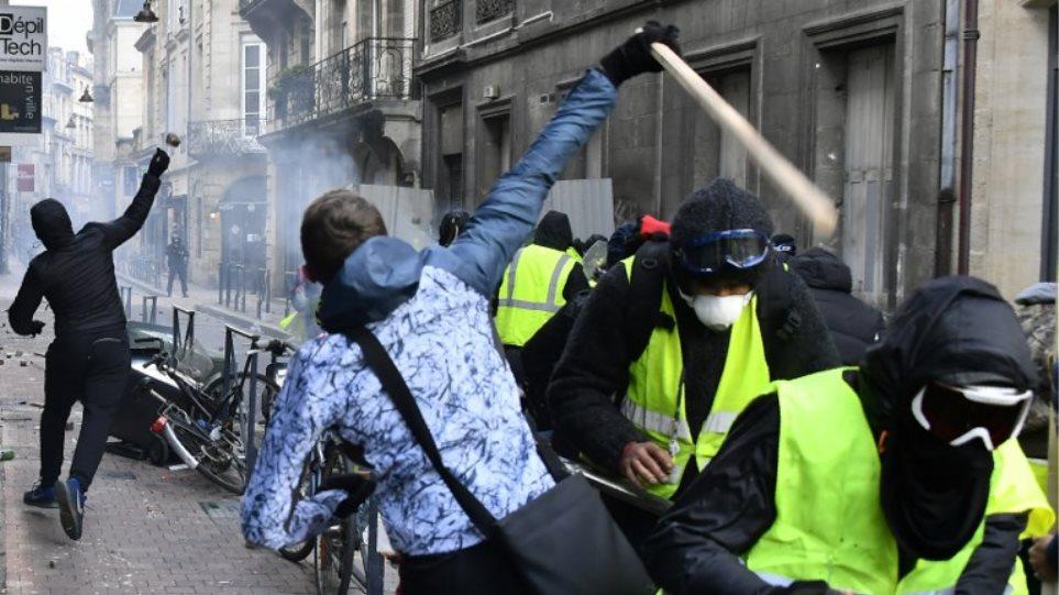 Νέα μεγάλη απεργία στη Γαλλία: Παραλύει για 24 ώρες ο δημόσιος τομέας