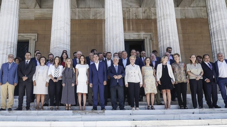 Ανασχηματισμός με τα «παιδιά» του ΓΑΠ -Εξι αλλαγές σε υπουργεία   Πηγή: Ανασχηματισμός με τα «παιδιά» του ΓΑΠ -Εξι αλλαγές σε υπουργεία | iefimerida.gr