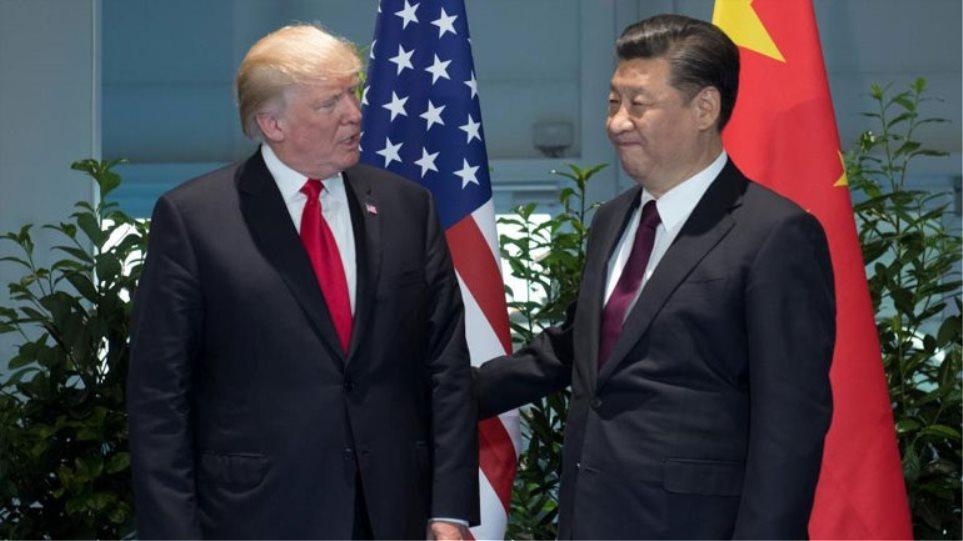 Κατ' αρχήν συμφωνία Κίνας-ΗΠΑ για το Εμπόριο: Το Πεκίνο απορροφά αμερικανικά προϊόντα 1,2 τρισ. δολαρίων
