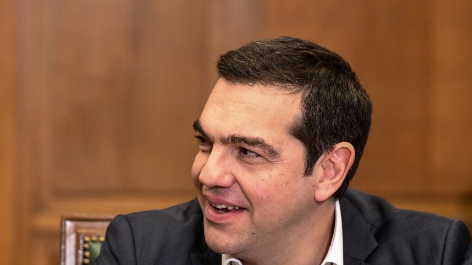 Στην Αίγυπτο για τη Σύνοδο ΕΕ - Αραβικού Συνδέσμου ο Τσίπρας