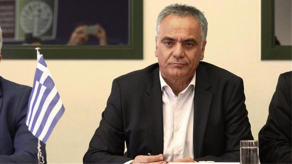 Σκουρλέτης: Δεν θέλουμε να αποτελέσουμε μια αναπαλαίωση του ΠΑΣΟΚ