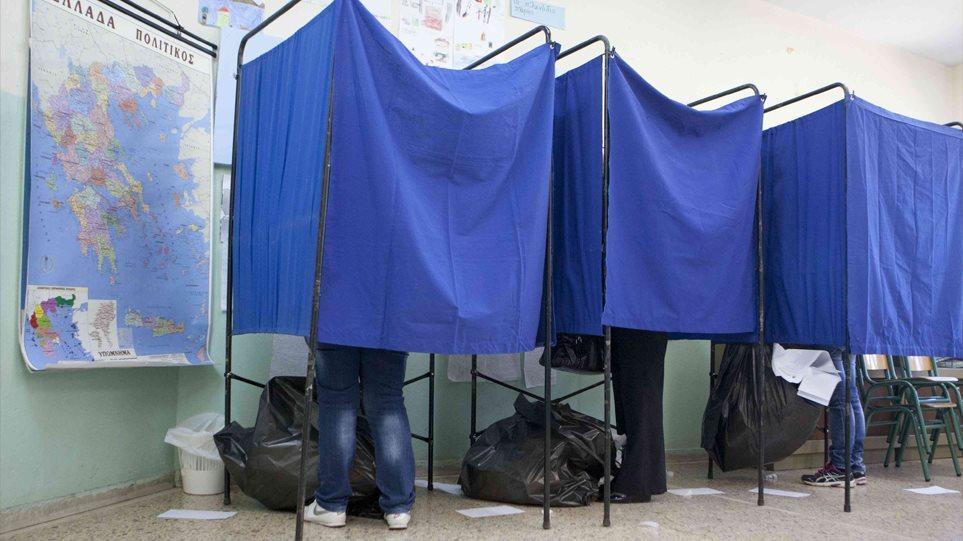 Δημοσκόπηση Alco: Στις 6,5 μονάδες η διαφορά ΝΔ- ΣΥΡΙΖΑ από 6,2 τον Δεκέμβριο