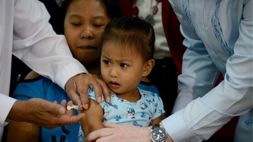 Συναγερμός από τη UNICEF για την «έκρηξη» της ιλαράς