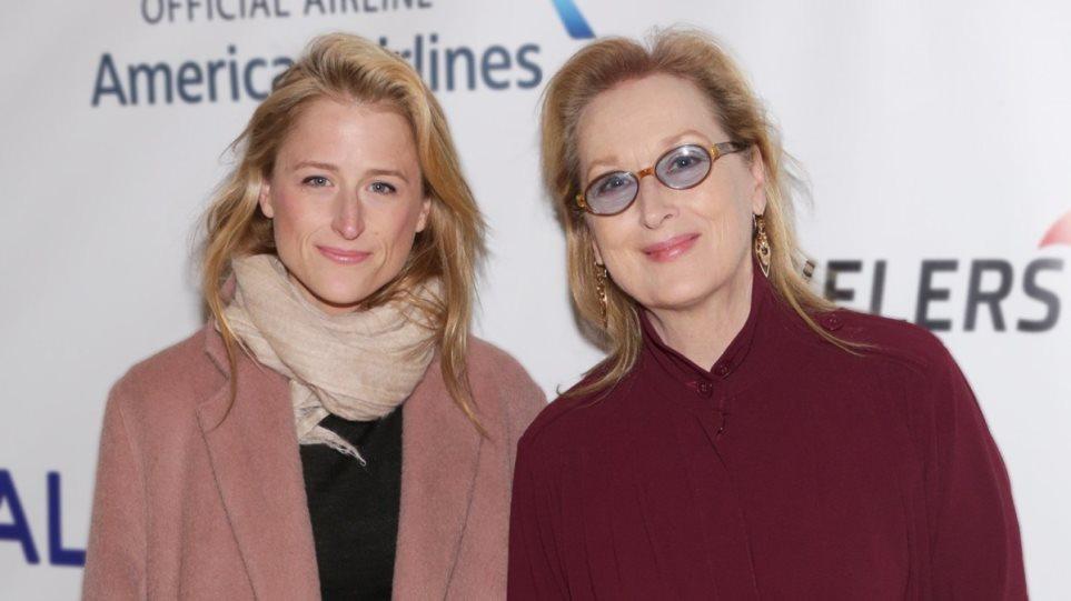 Meryl-Streep-Daughter-Mamie-Gummer-and-Fiance-Mehar-Sethi-Welcome-First-Child-edit
