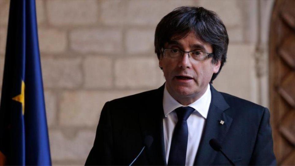 Ισπανία: Ο Πουτζδεμόν θα ηγηθεί της λίστας του αυτονομιστικού καταλανικού κόμματος στις ευρωεκλογές