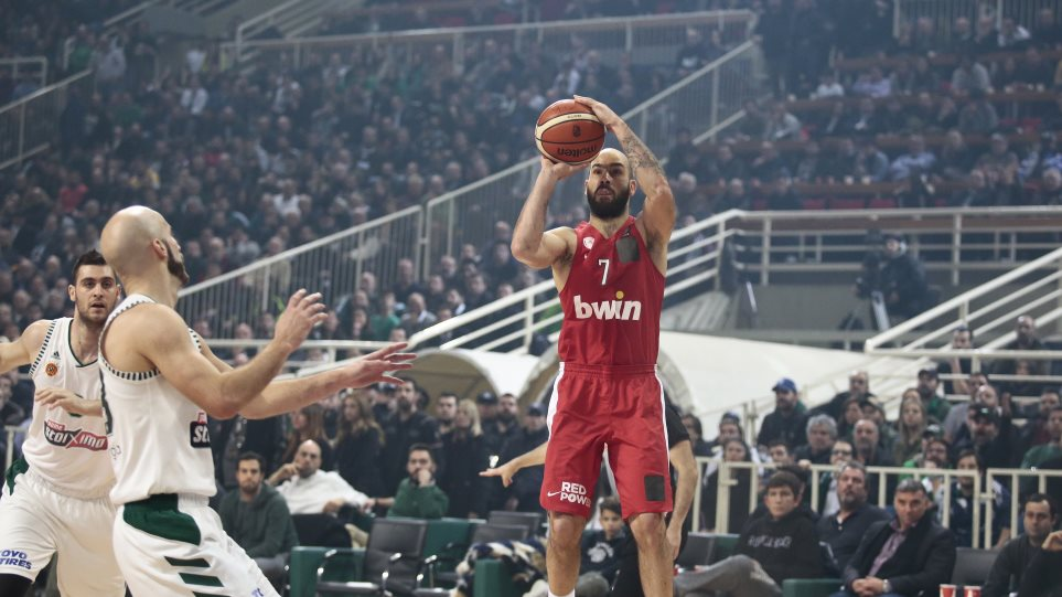 6bcc255d952a Basket League  Έλληνες διαιτητές στο ντέρμπι