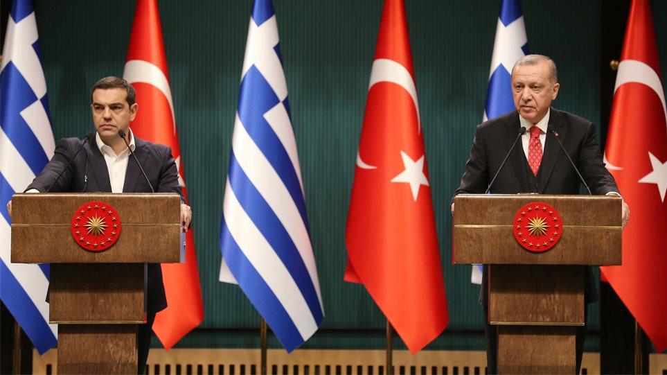 Το ΥΠΕΞ απαντά στον Ερντογάν: Άλλο οι παραβιάσεις από τουρκικά μαχητικά, άλλο οι αναχαιτίσεις